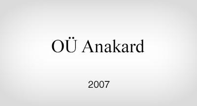 Anakard