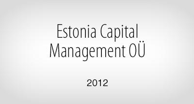 Estonia Capital Management