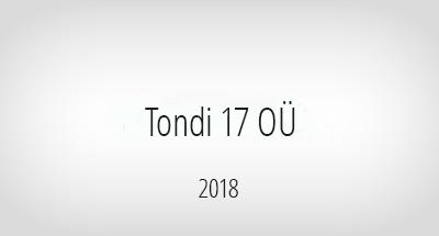 Tondi 17 OÜ