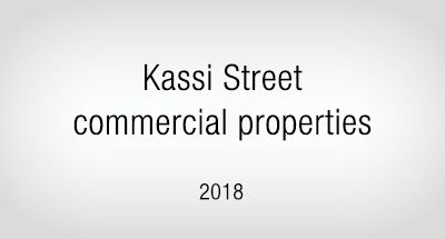 Kassi Street commercial properties in Tallinn